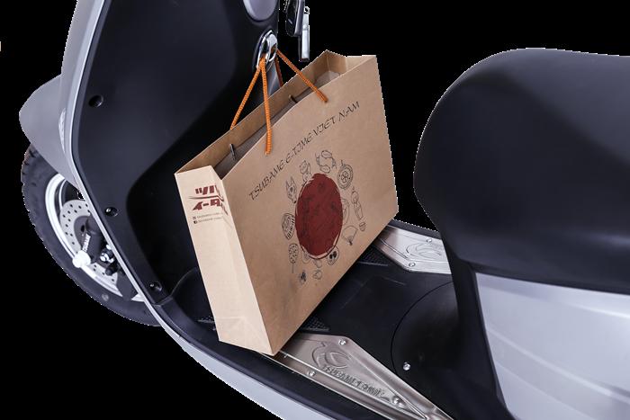 Móc treo đồ xe máy điện tsubame Zennex