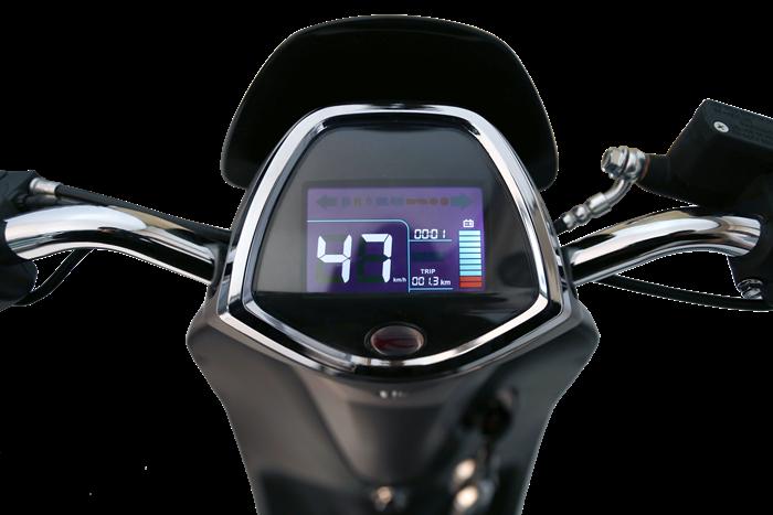 mặt đồng hồ xe máy điện tsubame Zennex