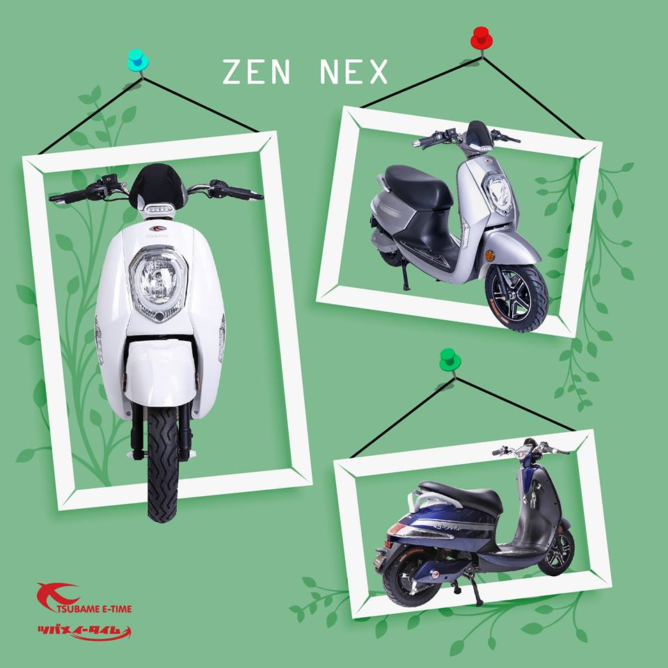 xe máy điện tsubame Zennex