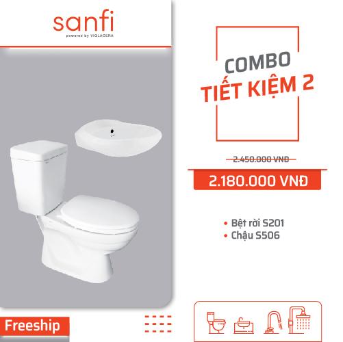 Combo Sanfi Tiết kiệm 2