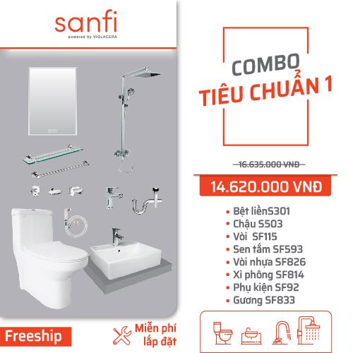 Combo Sanfi Tiêu chuẩn 1