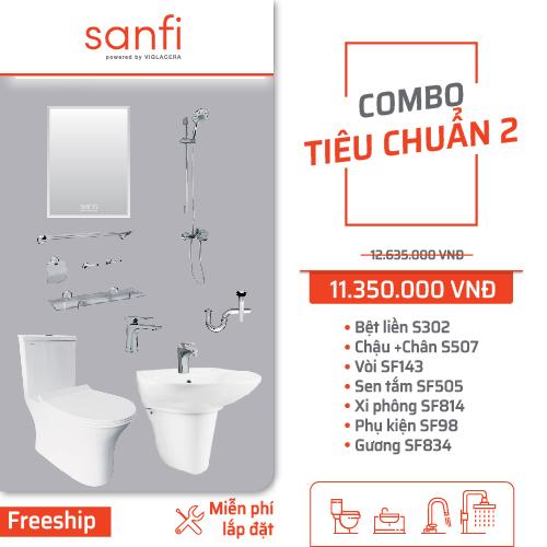 Combo Sanfi Tiêu chuẩn 2