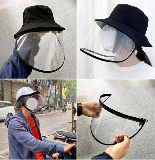 Mũ chống dịch 001