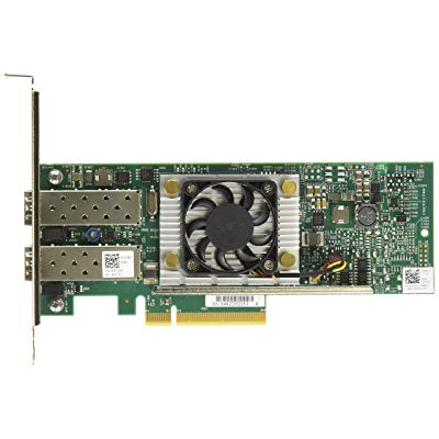 Card mạng Broadcom 57810S, 2 port SFP+ 10Gbps. Dell Y40PH