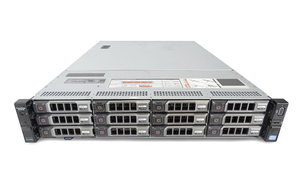 Dell R730XD. Rack 2U, 12 x HDD 3.5, 2 x HDD 2.5