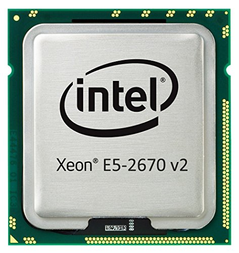 Xeon E5-2670 V2, 10core/20threads, 2.5Ghz/25MB/8GT