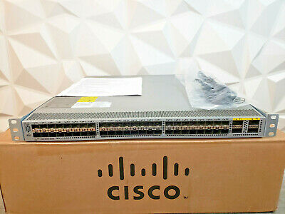 Switch Cisco N3K-C3064PQ-10GX, 48 port 10G, 4 port 40G