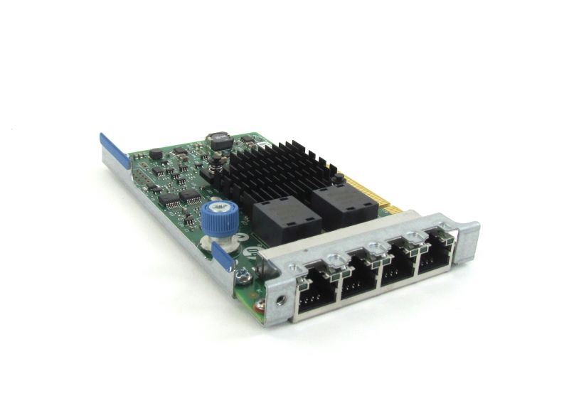 HP 331FLR, 4 port 1G. HP G8 G9 G10 Only