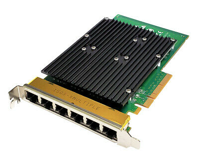 Card mạng Silicom PE2G6I35-R (chip Intel i350), 6 port 1Gbps