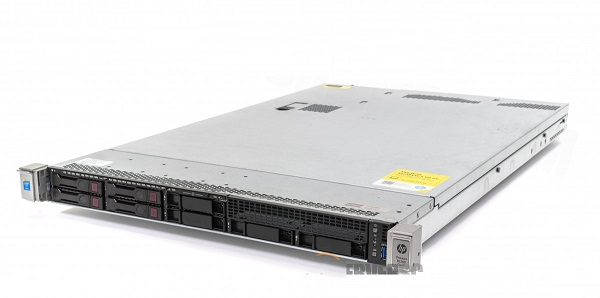 HP DL360 G9. Rack 1U, 8 x HDD 2.5