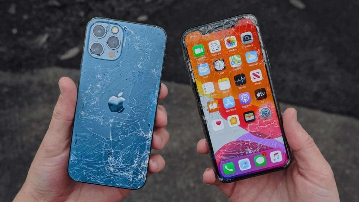thay mặt kính iphone 12 pro max giá rẻ tại hà nội