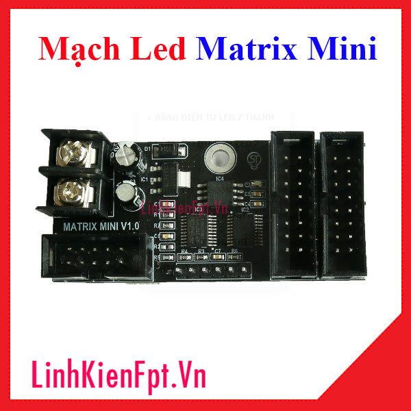 Mạch Led Matrix Mini