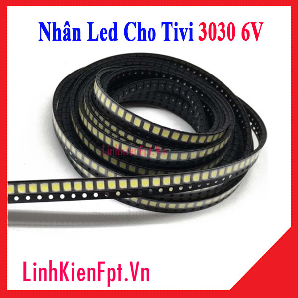 Đèn nền TV LED Diode SMD 3030 6V 1.8W