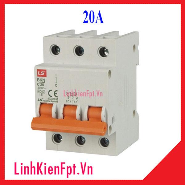 Aptomat LS 3 Pha 20A
