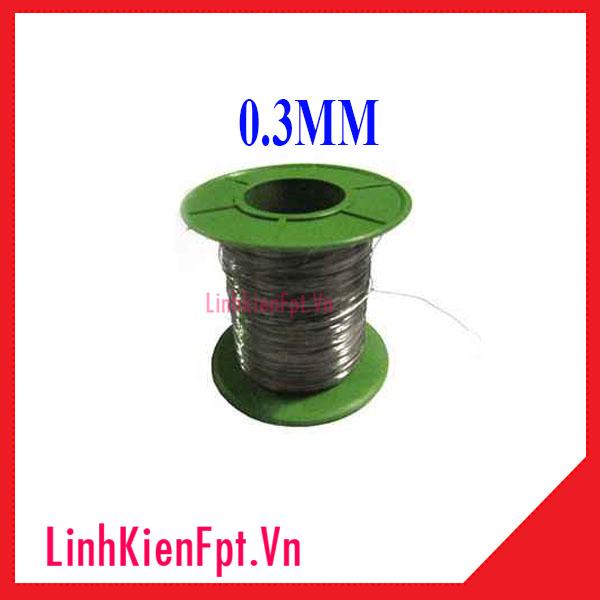 Dây Trở Nhiệt 0.3mm 1 Mét
