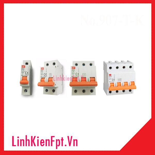 Aptomat MCB LS 2P 6KA ( BKN 2P )