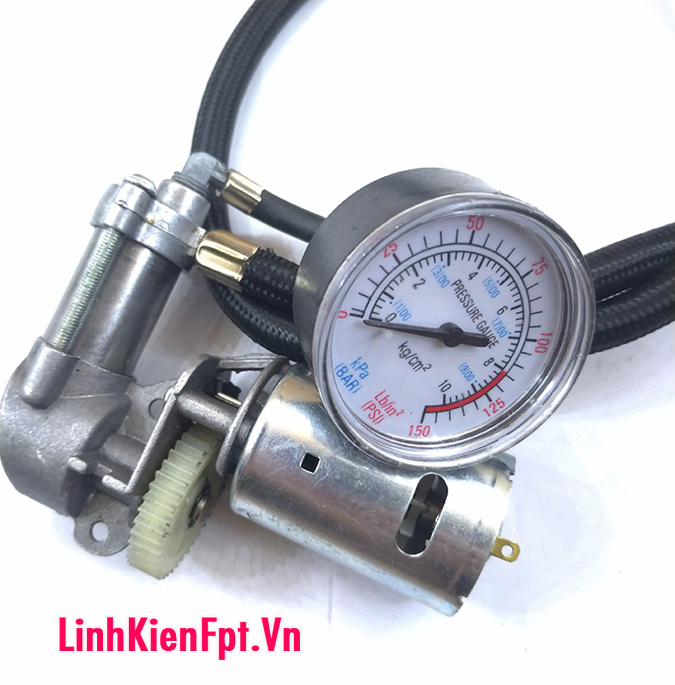 Bơm nén khí cao áp 12VDC Áp suất cao