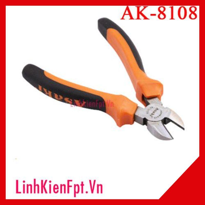 Kìm Cắt Asaki AK-8108 6 inh