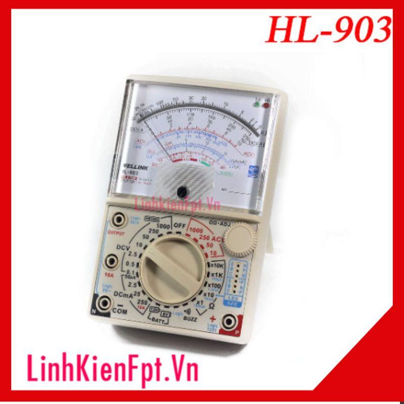 Đông Hồ Kim WELLINK HL-903