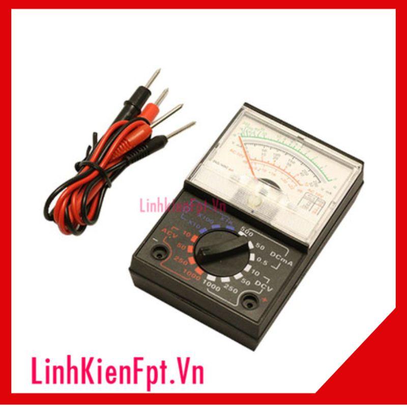 Đồng Hồ Đo Vạn Năng Mini YX-1000A