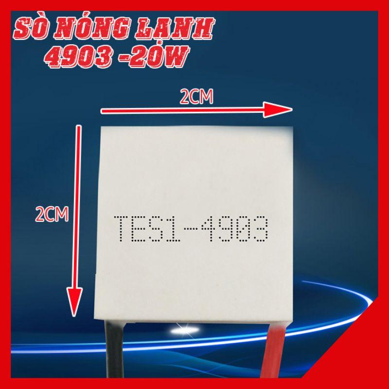 Sò Nóng Lạnh 4903 20W