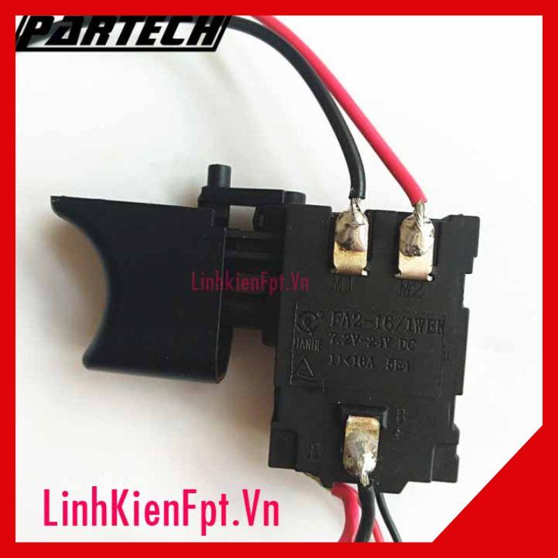 Cò Máy Khoan Pin 12V