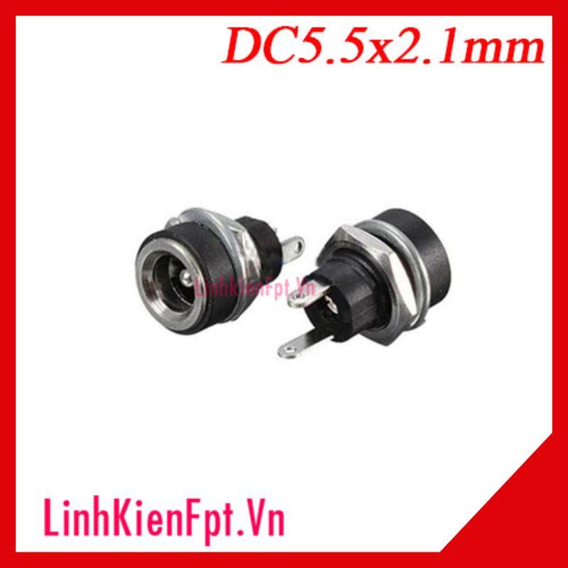 Jack Nguồn Cái DC5.5x2.1mm V2