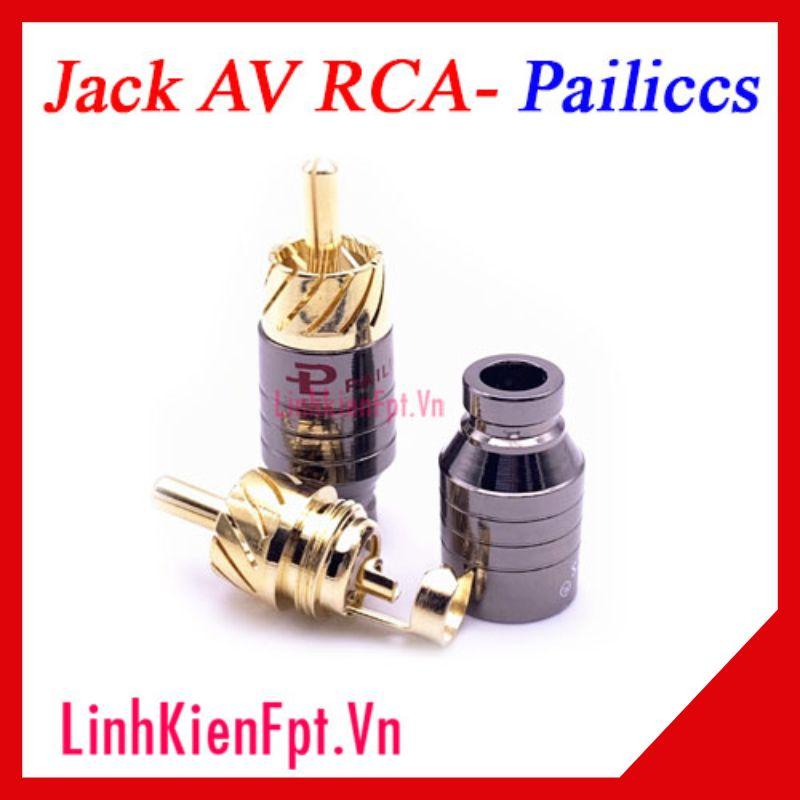 Jack AV RCA Cao Cấp Pailiccs
