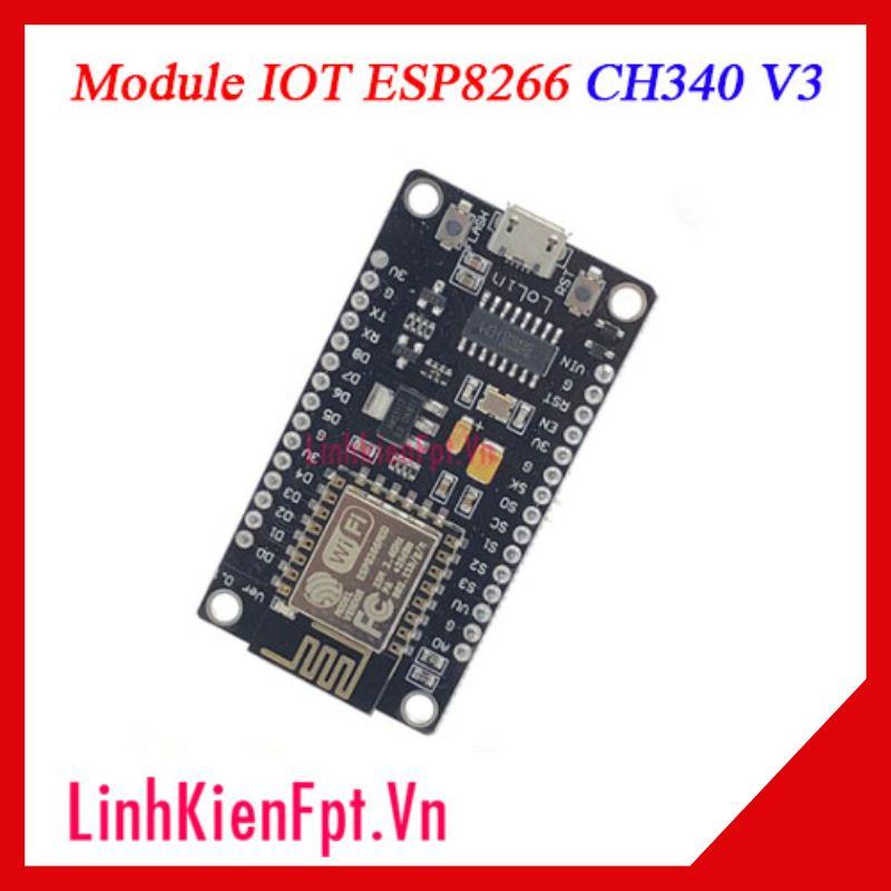 Module Esp8266 IOT CH340 V3