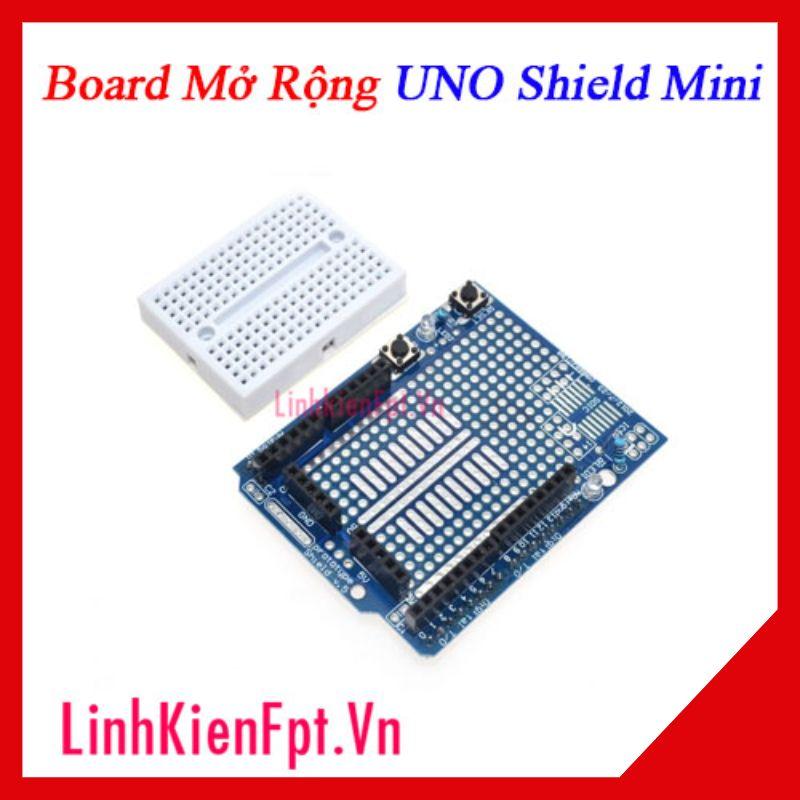 Board Mở Rộng Arduino Uno ProtoShield Mini