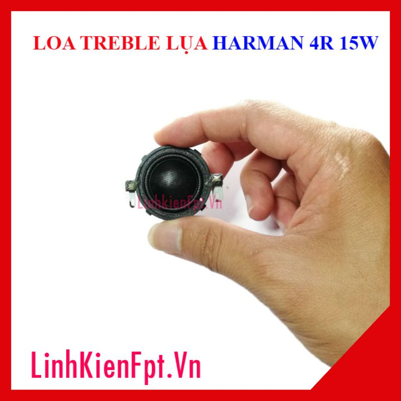 Loa Treble Lụa Harman 4r 15W