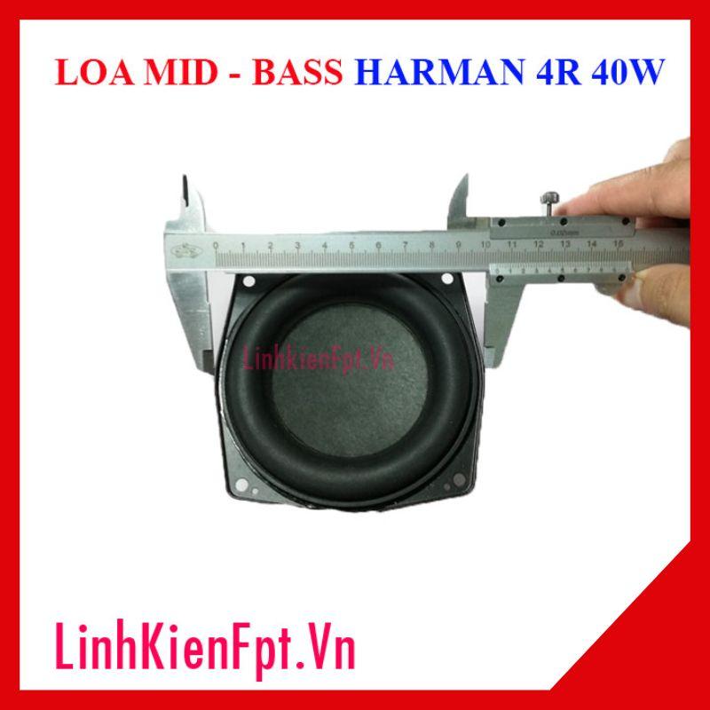 Loa Mid Bass Harman 4R 40W