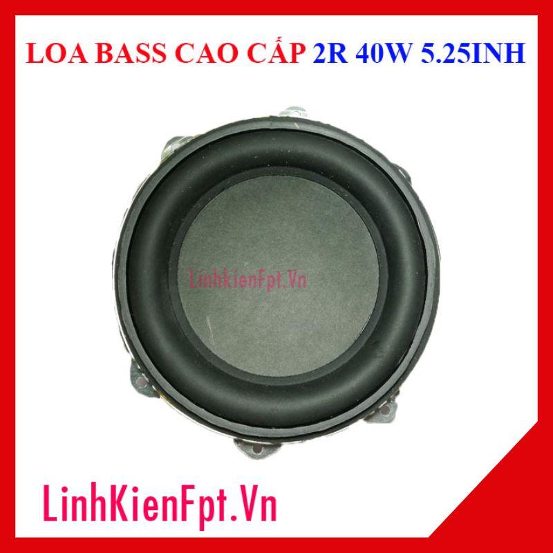 Loa Bass Cao Cấp 2R 40W 5.25inh (Harman Kardo)