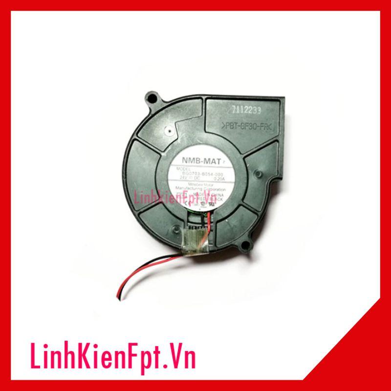Quạt Sên BG0703-B054-000 24VDC - 0.20A