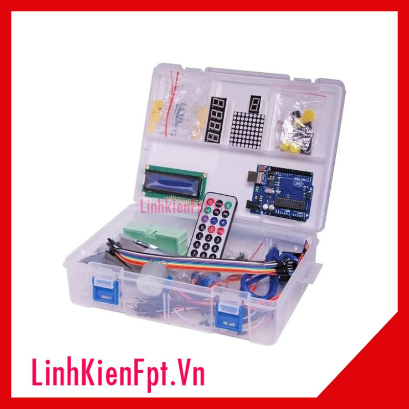 Bộ Kit Arduino UNO R3 V1 Basic