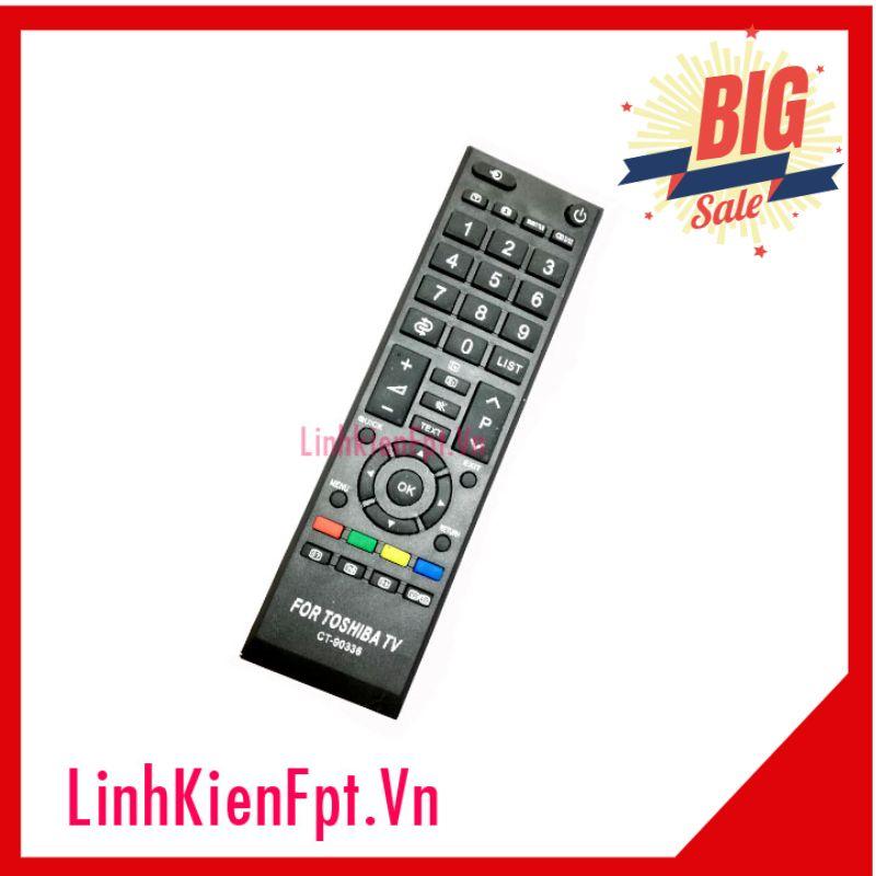 Điều Khiển TV Toshiba CT-90336