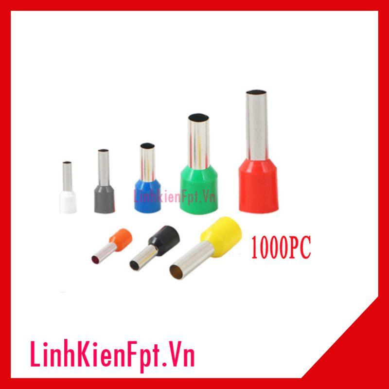 Đầu Cos Kim Rỗng E1008 Gói 1000PC