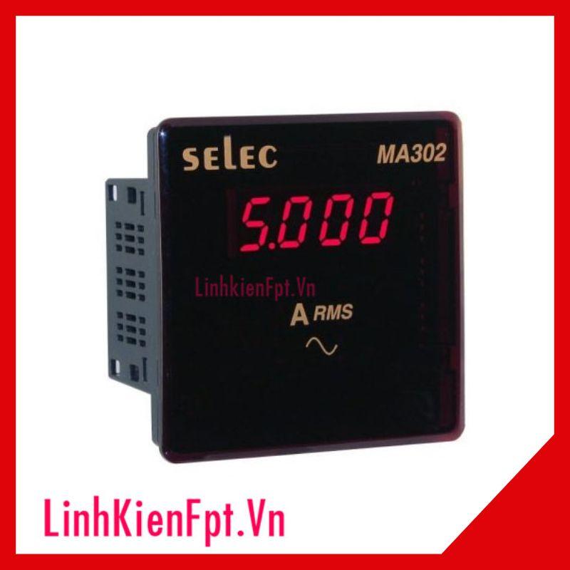 Đồng Hồ Đo Ampe Selec MA302