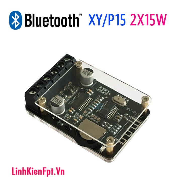 Mạch khuếch đại âm thanh Bluetooth 5.0  2x15W