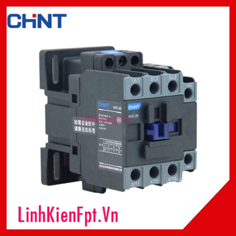 Khởi Động Từ CHNT NXC-25 40A