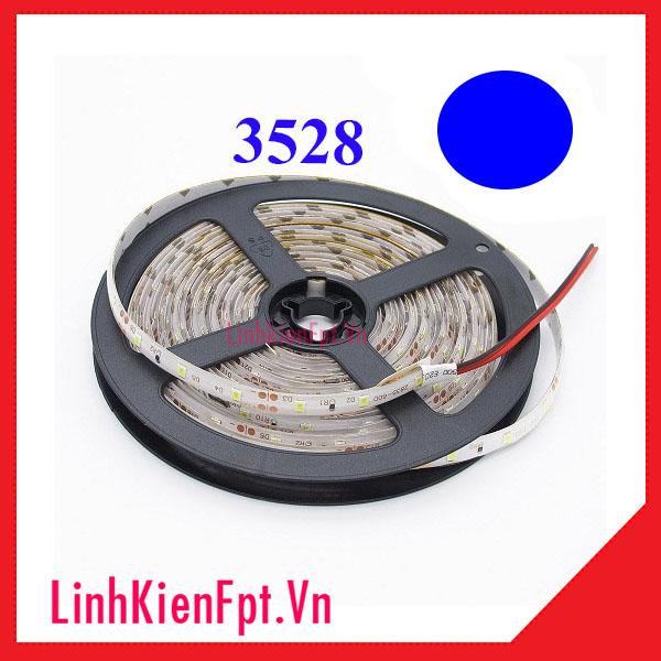 Led Cuộn 3528 12VDC 5m Nhiều Màu