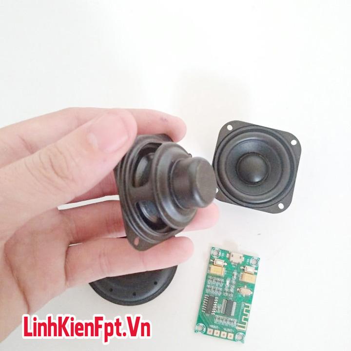 Làm Loa Bluetooth Loa Toàn Dải 3W Mạch Âm Thanh Bluetooth PAM 8403