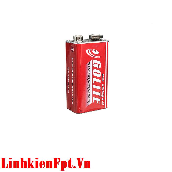 Pin 9V(Pin đồng hồ)