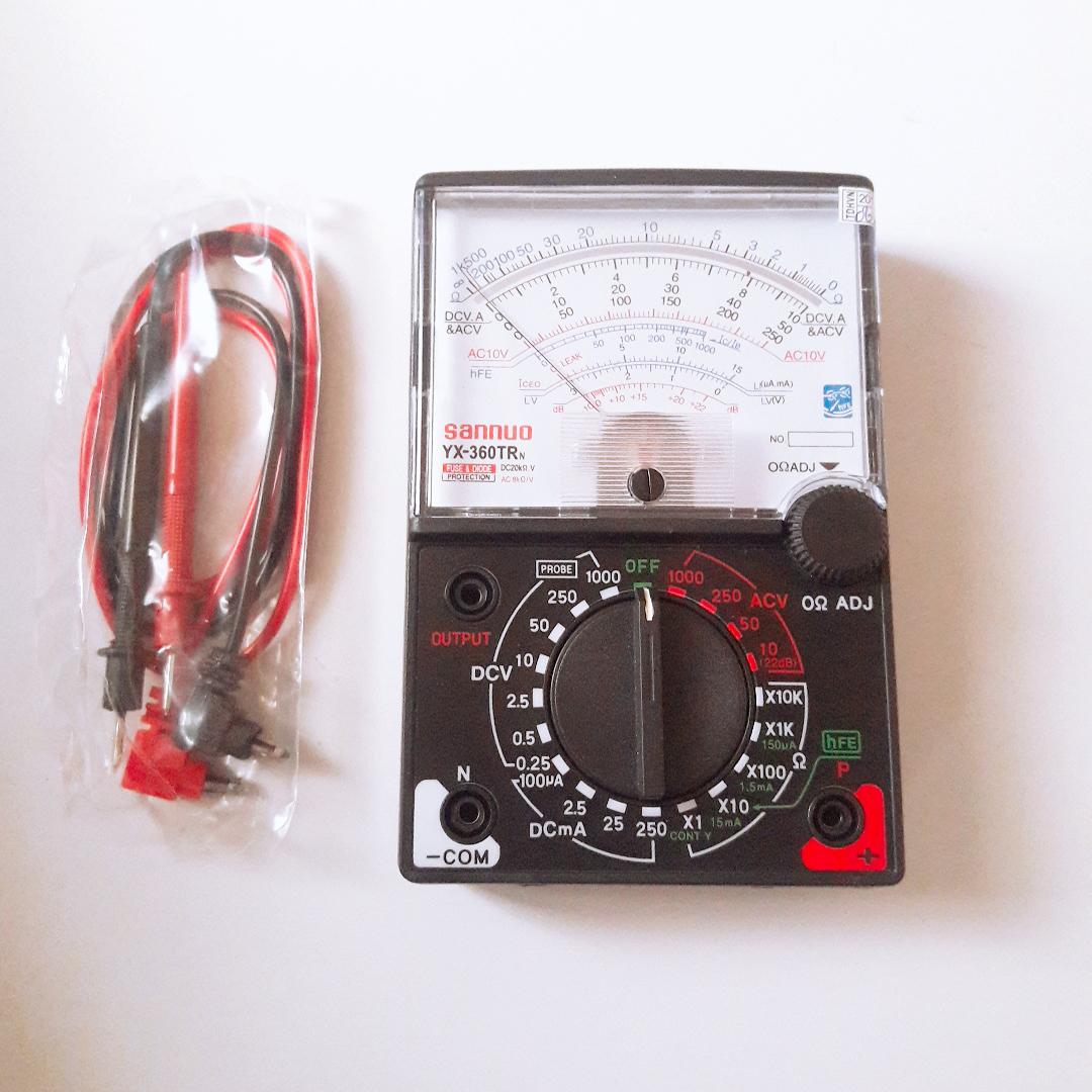 Đồng hồ vạn năng Sanwa YX360TRn