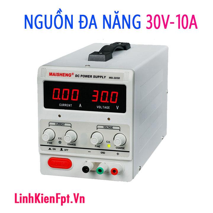 Nguồn Đa Năng 30V 10A