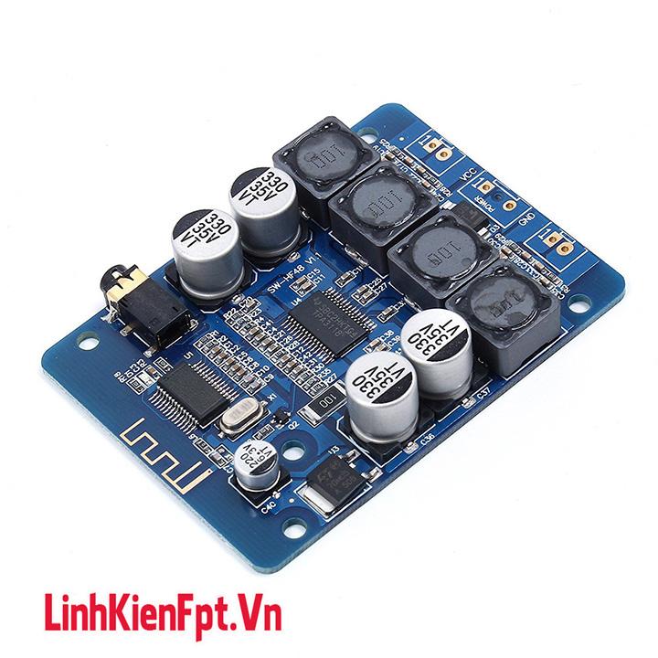 Mạch Bluetooth Khuếch Đại Âm Thanh TPA 3118 Kênh 2x30W