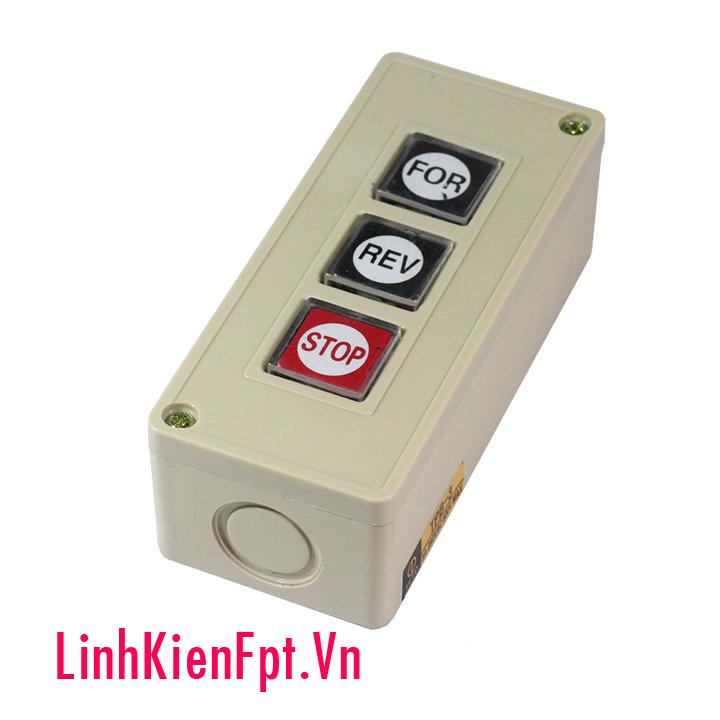 Hộp Nút Nhấn TPB-3 250VAC-3A
