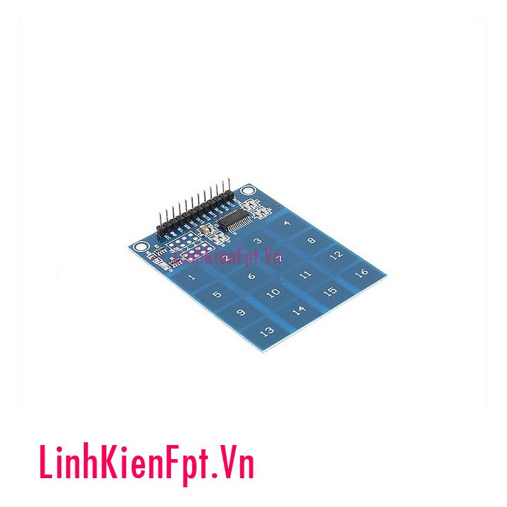 Module Cảm Biến Chạm TTP229 16 Phím