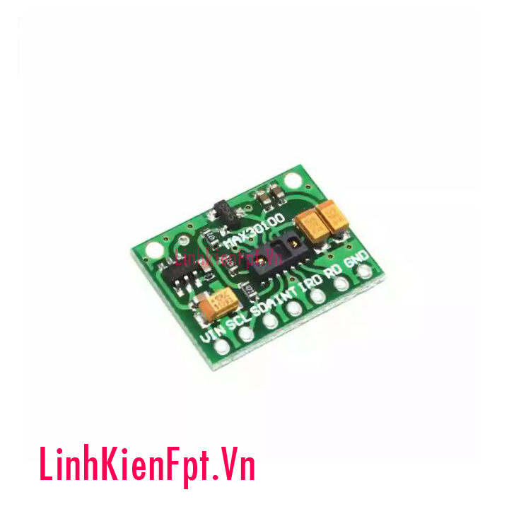 Module Cảm Biến Nhịp Tim Và Oxy Trong Máu MAX30100