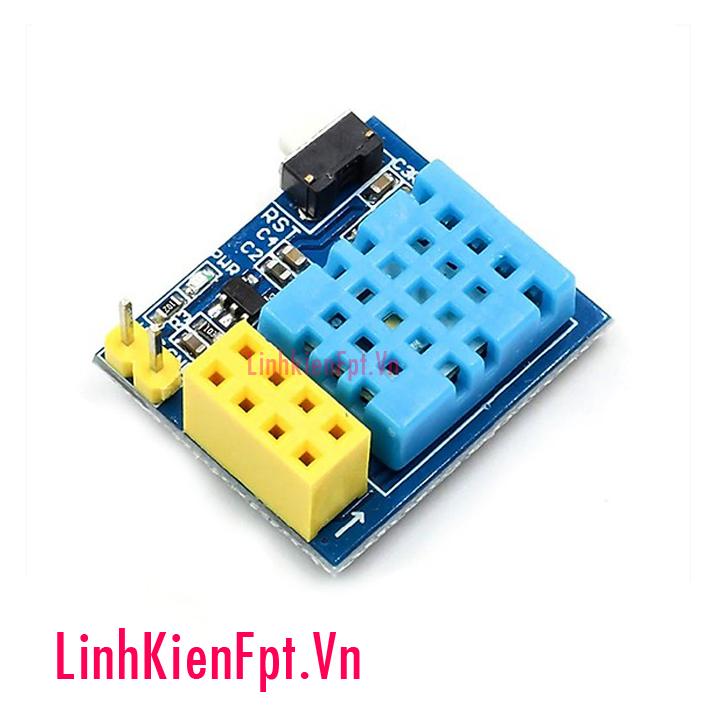 Module Nhiệt Độ - Độ Ẩm DHT11 ESP8266-01s
